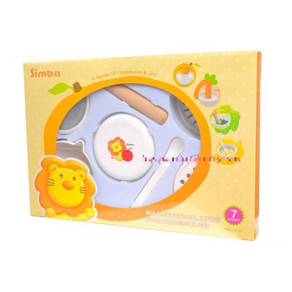 Bộ dụng cụ chế biến thức ăn (7 món/bộ) - Simba - 3244592 , 619451770 , 322_619451770 , 299000 , Bo-dung-cu-che-bien-thuc-an-7-mon-bo-Simba-322_619451770 , shopee.vn , Bộ dụng cụ chế biến thức ăn (7 món/bộ) - Simba