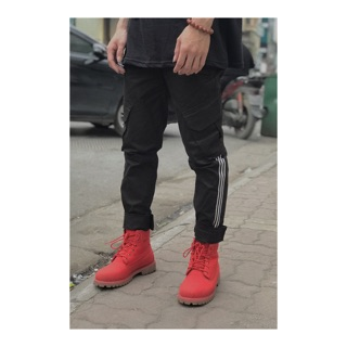 Lined Pants with Straps thumbnail