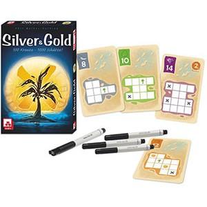[US] Silver and Gold – Trò Chơi Board Game
