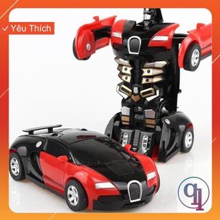 [HÀNG MỚI] Robot Biến Hình T5 Cao Cấp (Mầu Ngẫu Nhiên) (Chọn số Lượng)