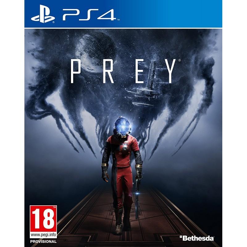 Đĩa game PS4 Prey