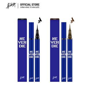 Kẻ mắt Never Die Brush Eyeliner 0.4g (2 màu) - BBia Official Store thumbnail