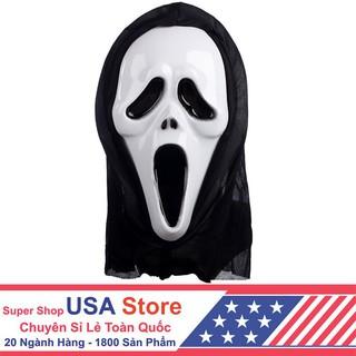 Mặt nạ thần chết Scream Halloween IHK_T2