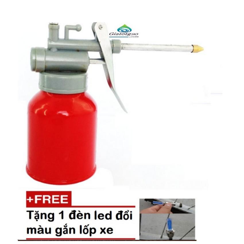 Bơm tra dầu cao áp đầu đồng HQ206094A + Tặng 1 đèn led gắn lốp đổi màu 206131 - 3067011 , 567620590 , 322_567620590 , 140000 , Bom-tra-dau-cao-ap-dau-dong-HQ206094A-Tang-1-den-led-gan-lop-doi-mau-206131-322_567620590 , shopee.vn , Bơm tra dầu cao áp đầu đồng HQ206094A + Tặng 1 đèn led gắn lốp đổi màu 206131