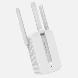 [Freeship toàn quốc từ 50k] Bộ Kích Sóng Wifi Mercury Repeater MW310RE (3 Râu)