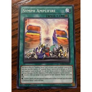 THẺ BÀI YUGIOH US – Symph Amplifire