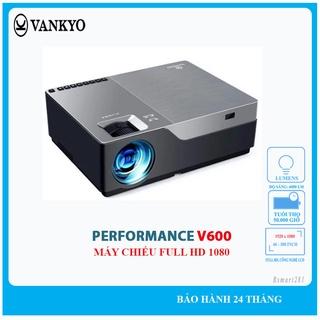 Máy chiếu Full HD 1080p VANKYO Performance V600 - Hàng chính hãng Vankyo, bảo hành 2 năm kể cả đèn hình. thumbnail
