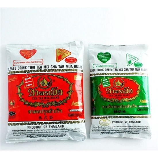 Trà Thái Chatramue Thái Lan Pha Trà Sữa - Trà Thái Đỏ - Xanh 200 - 400g - 3085585 , 537804018 , 322_537804018 , 50000 , Tra-Thai-Chatramue-Thai-Lan-Pha-Tra-Sua-Tra-Thai-Do-Xanh-200-400g-322_537804018 , shopee.vn , Trà Thái Chatramue Thái Lan Pha Trà Sữa - Trà Thái Đỏ - Xanh 200 - 400g