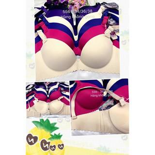 Áo lót su đúc nâng ngực không gọng chất đẹp hàng Thái #556
