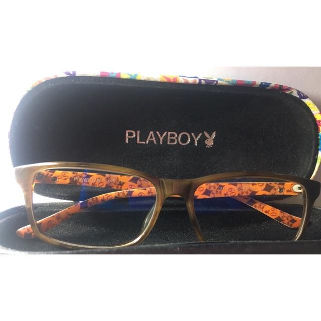 แว่นตา playboy ของแท้100%