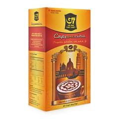 Cà phê cappuccino mocha G7 Trung Nguyên hộp 216g(12 gói*18g) - 2514648 , 577105280 , 322_577105280 , 80000 , Ca-phe-cappuccino-mocha-G7-Trung-Nguyen-hop-216g12-goi18g-322_577105280 , shopee.vn , Cà phê cappuccino mocha G7 Trung Nguyên hộp 216g(12 gói*18g)