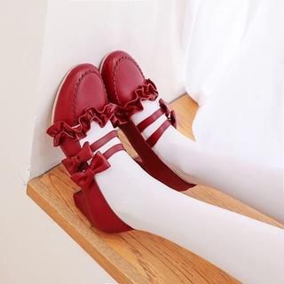 Giày Oxford, giày retro JK mùa hè (thường cao cấp) [video + ảnh thật]ADFZ12 thumbnail
