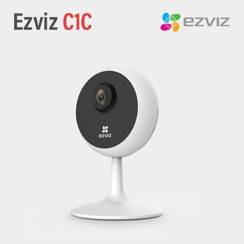 Camera Ezviz C1C 720p WiFi - Hàng Chính Hãng