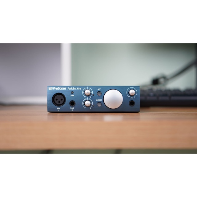 Sound Thu Âm Presonus Audio Box Ione