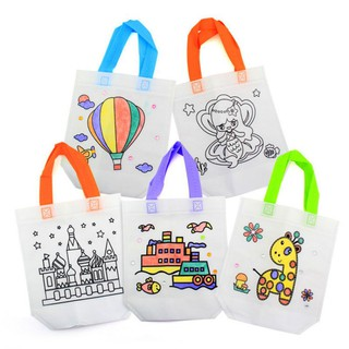 Túi vẽ túi tô màu cho bé thumbnail