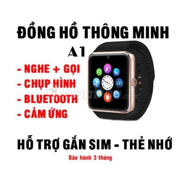 [Có ảnh thật] Đồng hồ thông minh A1 kiểu dáng Apple Watch M_(91) - 15454989 , 2093040736 , 322_2093040736 , 244000 , Co-anh-that-Dong-ho-thong-minh-A1-kieu-dang-Apple-Watch-M_91-322_2093040736 , shopee.vn , [Có ảnh thật] Đồng hồ thông minh A1 kiểu dáng Apple Watch M_(91)