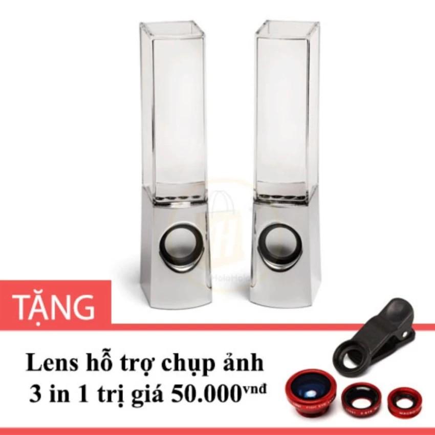 Loa nước đèn nháy theo nhạc 3D Detek màu trắng tặng Lens - 2570243 , 667434478 , 322_667434478 , 219000 , Loa-nuoc-den-nhay-theo-nhac-3D-Detek-mau-trang-tang-Lens-322_667434478 , shopee.vn , Loa nước đèn nháy theo nhạc 3D Detek màu trắng tặng Lens
