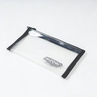 Ví Nhựa Mini Trong Suốt Đựng Thẻ Midori thumbnail