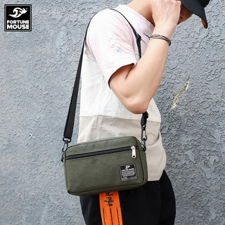 Hình ảnh Túi đeo chéo thời trang tiện lợi messenger Fortune Mouse C345-1