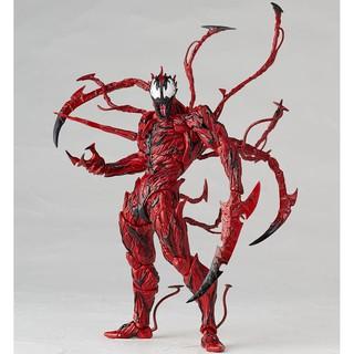 Mô Hình Carnage Red Venom Có Khớp Cử Động Revoltech