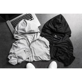 ❌Áo chống nắng nam 2019❌ – Truất lạnh thông hơi chống tia UV kèm túi đựng tiện lợi (Ánh mẫu giống hình 100%)
