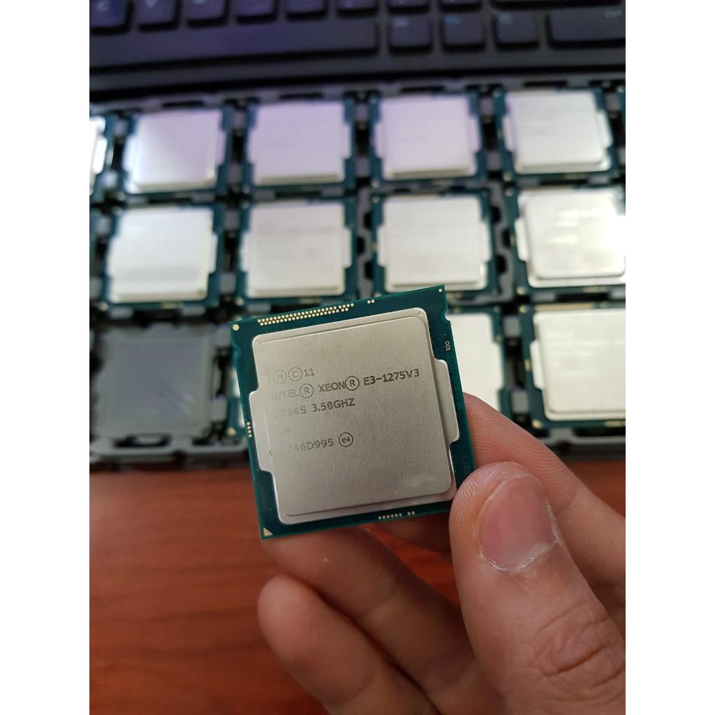 CPU bảo hành 12 tháng i7 4770 i7 4790 Xeon E3 1246 V3