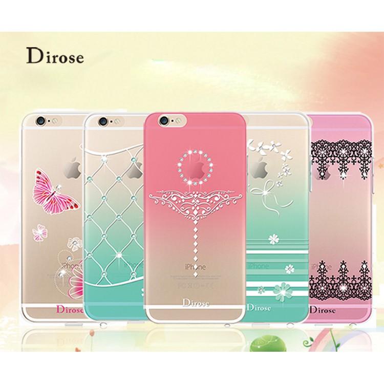 Ốp lưng iPhone 6 Plus 6S Plus DIROSE