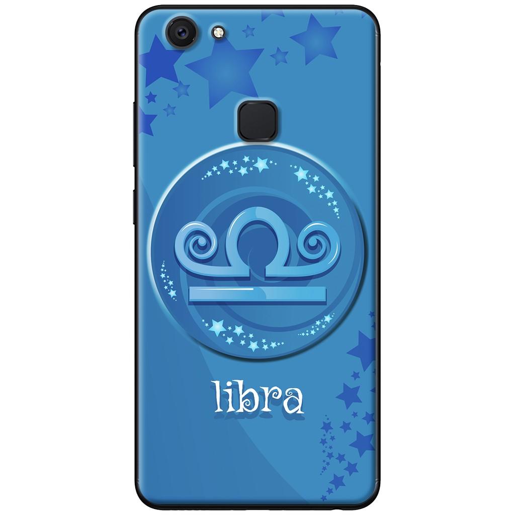 Ốp lưng Vivo V7, V7 Plus - nhựa dẻo Libra new