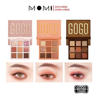 Phấn Mắt Nội Địa Trung Chính Hãng Gogo Tales Admiring Velvet Eyeshadow GT161 thumbnail
