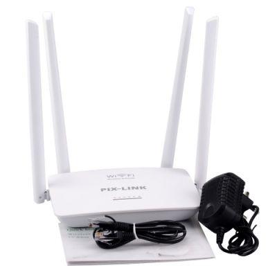 [Mã 267ELSALE hoàn 7% đơn 300K] Bộ phát sóng router wifi Pix-LINK LV-WR08 Wireless-N