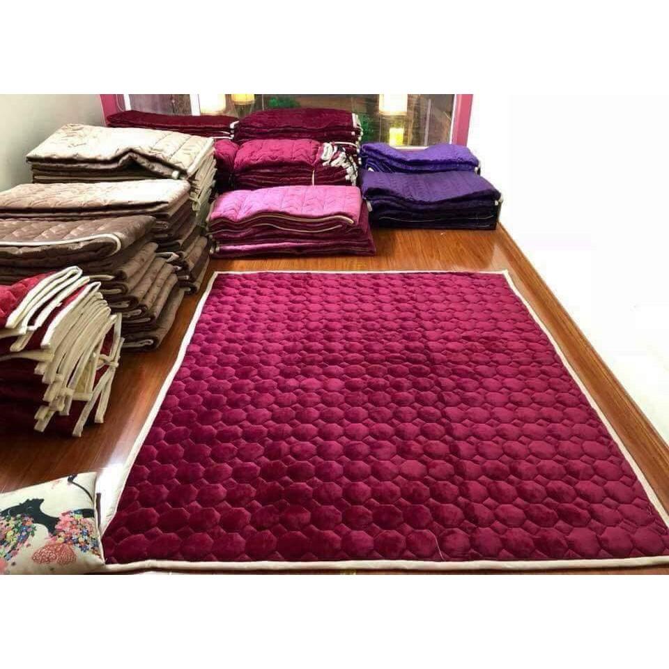 Thảm nỉ nhung trải sàn giường - 13813682 , 1524131511 , 322_1524131511 , 195000 , Tham-ni-nhung-trai-san-giuong-322_1524131511 , shopee.vn , Thảm nỉ nhung trải sàn giường