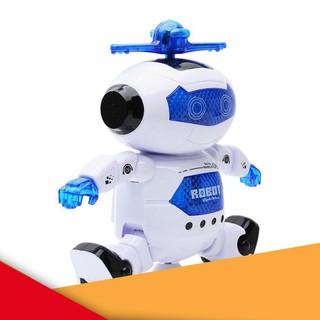 [CỰC HOT] Robot Biết Nhảy Và Hát Xoay 360 Độ US04019