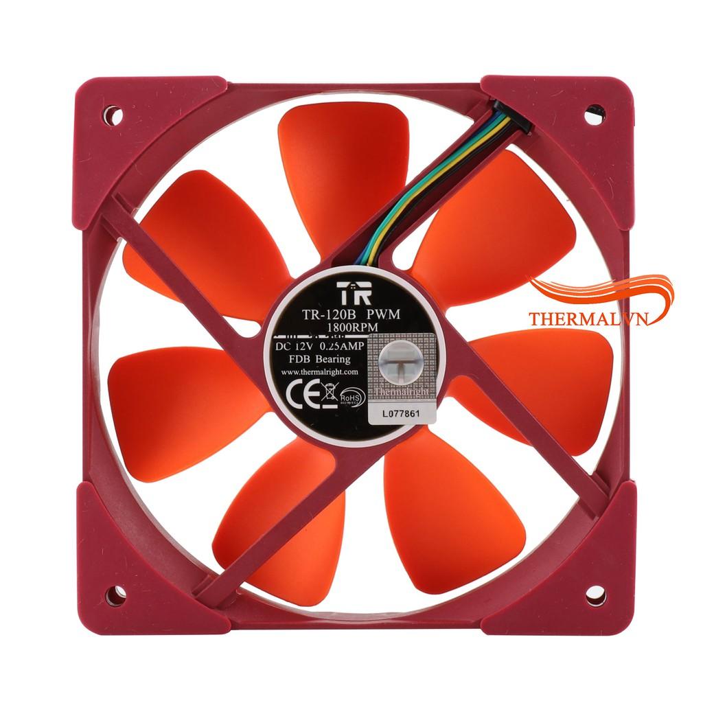 Quạt fan case 12cm Thermalright TR-120B - Sức gió lớn