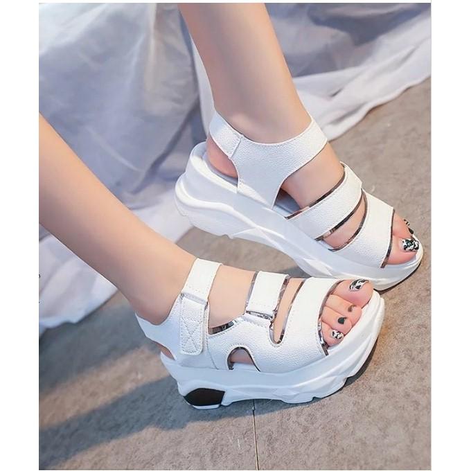 Giày sandal nữ phong cách hàn quốc ( mã S028 )