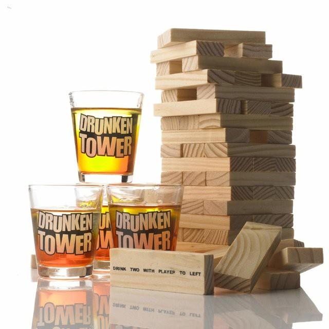 Rút gỗ uống rượu – DRUNKEN TOWER