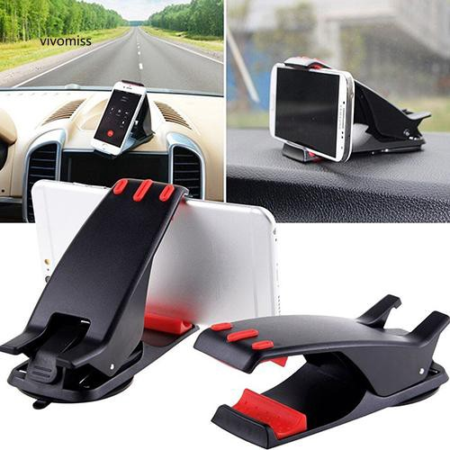 VVMS_Car Auto CD Slot Mount Cradle Holder Stand for Mobile Phone GPS Tablet 4.5-12cm