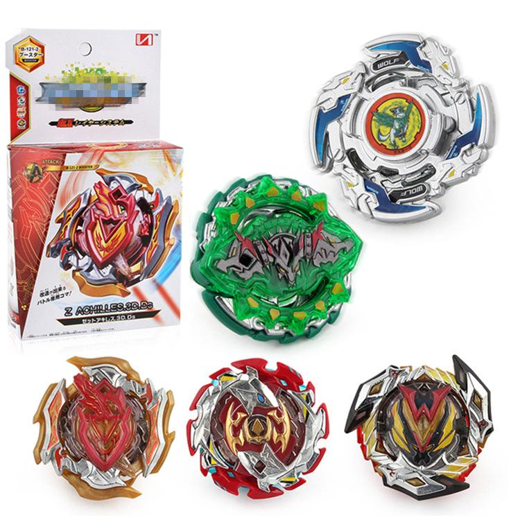 Beyblade burst B-121 Metal Fusion 4D Launcher Spinning Top Gift for Kids 5 Style