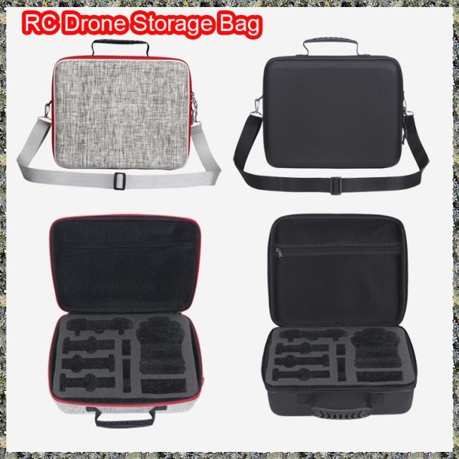 Zino Shoulder Bag Hard Shell Backpack Storage Bag for Hubsan X4 Zino H117S