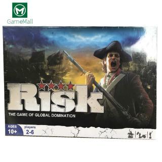 🔯Risk 3 Battle game Global Domination Board Game