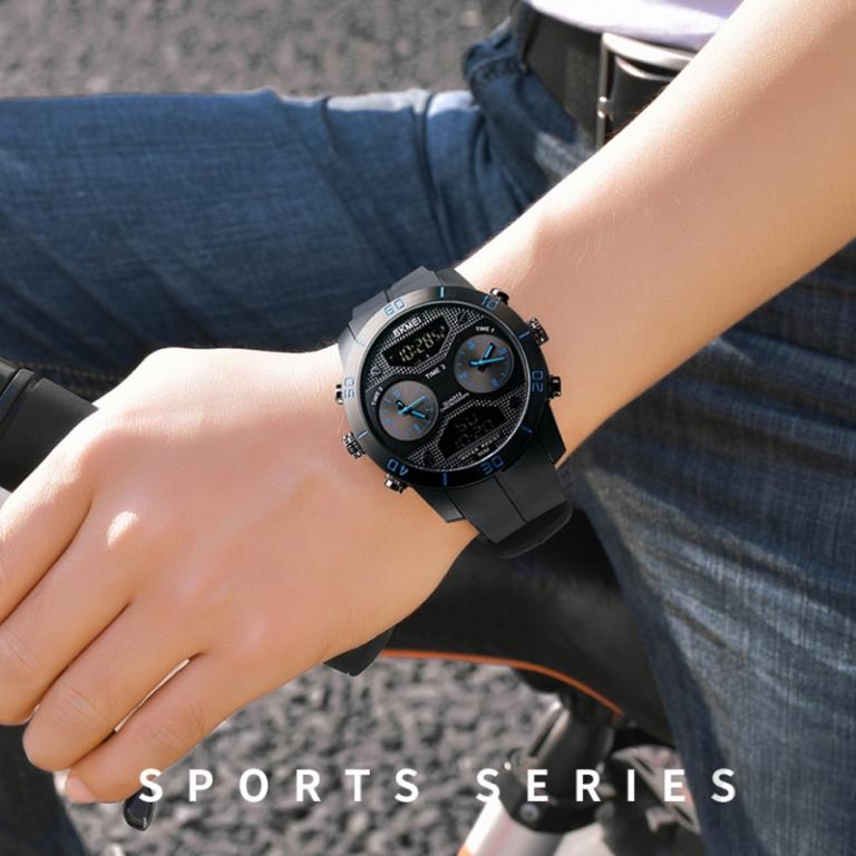 Đồng hồ đeo tay thời trang sang trọng cho nam