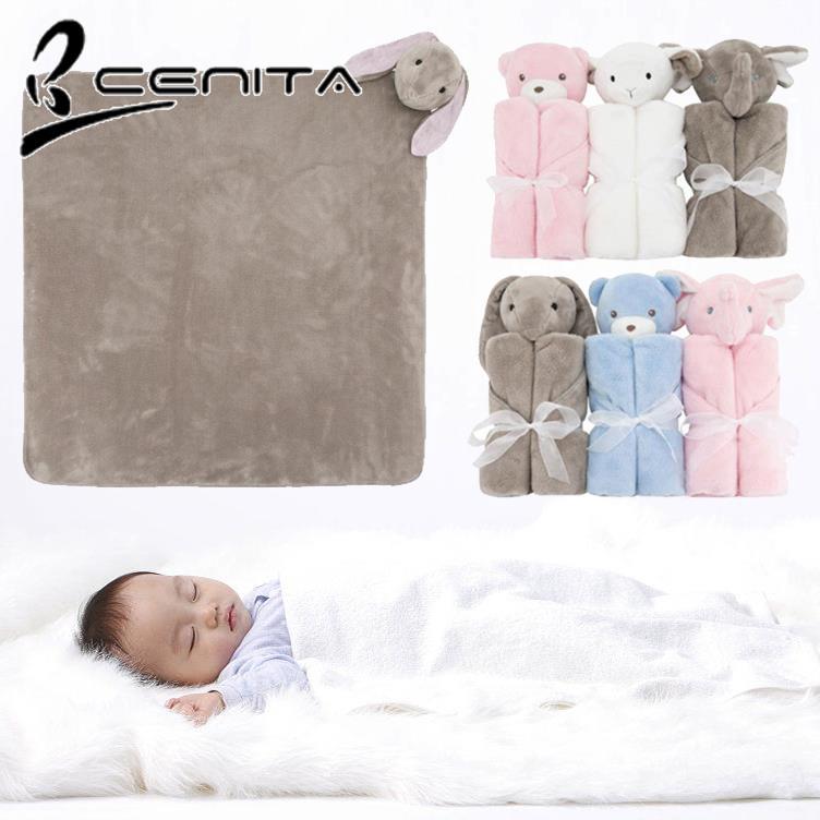 Chăn quấn mềm mại nhiều màu cho trẻ sơ sinh