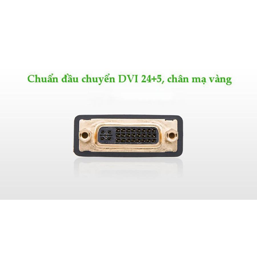 Đầu chuyển đổi HDMI sang DVI-I âm Ugreen 20123 chính hãng - HapuStore