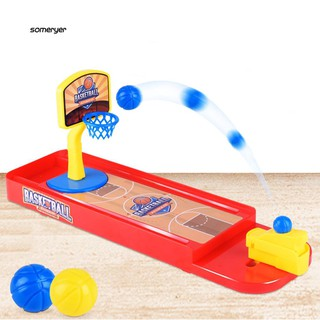 SMYR_Creative Mini Finger Basketball Shooting Table Board Game Interactive Kids Toy