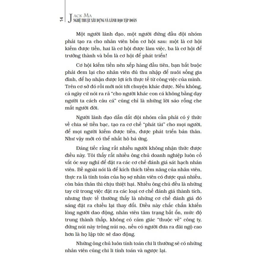 Sách - Nghệ thuật xây dựng và lãnh đạo tập đoàn (How to build a strong team) Tặng Kèm Bookmark