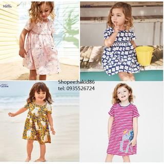 Quần áo trẻ em_Váy bé gái Little Maven 10-25kg