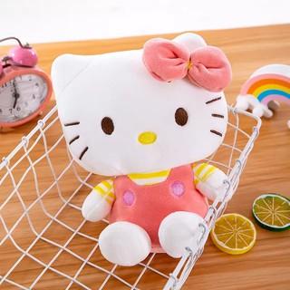 Gấu Bông Mèo Hello Kitty Nơ - Mèo Bông cao cấp thumbnail