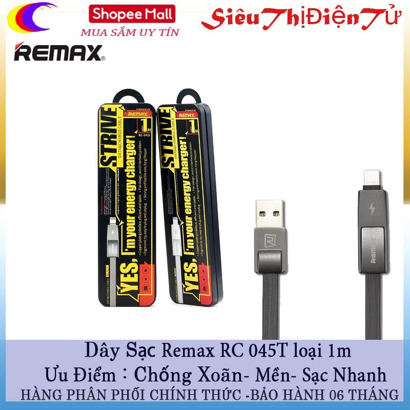 Dây sạc iPhone và samsung Remax RC 042t Sạc nhanh chống xoãn dây tiện 2 in 1 - 2919062 , 1304735495 , 322_1304735495 , 125000 , Day-sac-iPhone-va-samsung-Remax-RC-042t-Sac-nhanh-chong-xoan-day-tien-2-in-1-322_1304735495 , shopee.vn , Dây sạc iPhone và samsung Remax RC 042t Sạc nhanh chống xoãn dây tiện 2 in 1