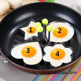 Khuôn tạo hình trứng tráng, bánh ngọt đáng yêu thumbnail