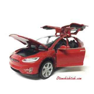 Mô hình xe ô tô TESLA Model 90X 1:32