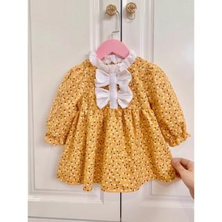 Váy cho bé gái từ 1 - 8 tuổi, đầm thời trang trẻ em hàng thiết kế cao cấp cho bé từ 6- 32 kg